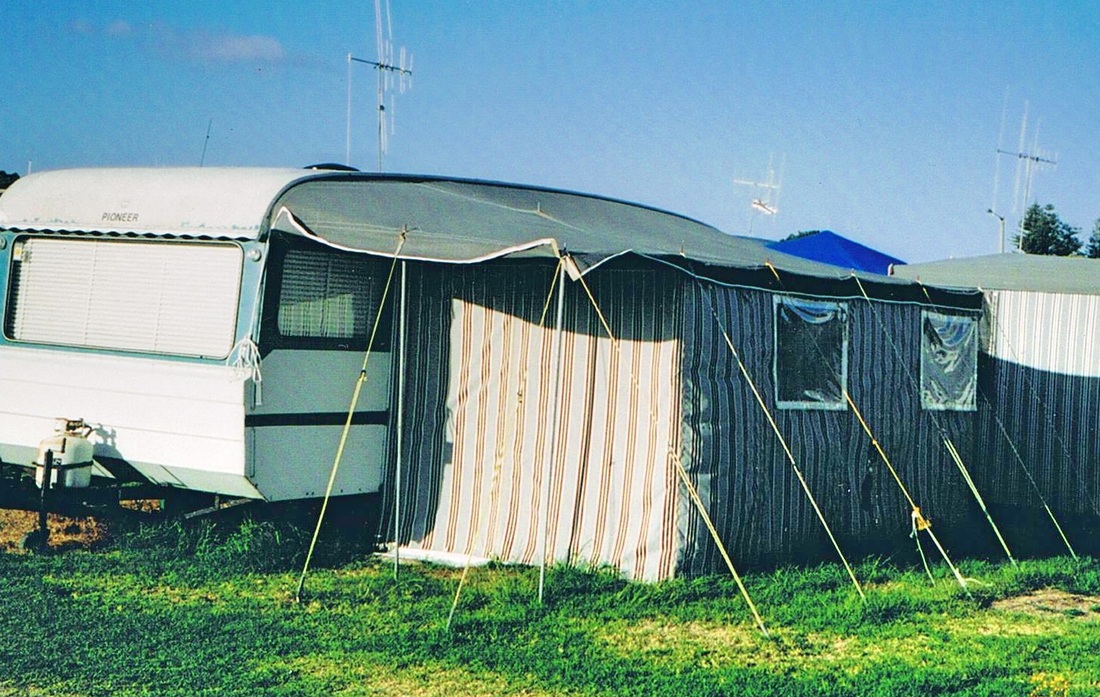 From Pop Tops To Camper Trailers Campermatics Campervan Awnings Sunporches Carports